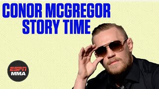 Conor McGregor's mindset made him a superstar   Story Time with Brett Okamoto   ESPN MMA