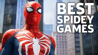 The Best Spider-Man Games
