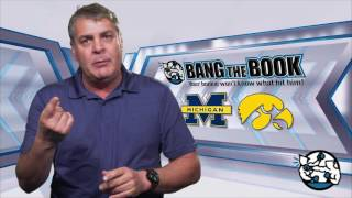 Michigan Wolverines at Iowa Hawkeyes Odds & Pick