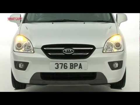 Kia Carens review - What Car?