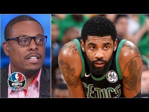 The Celtics 'haven't looked like a championship team' - Paul Pierce   NBA Countdown
