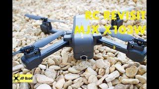 RC Revisit Week - The MJX X103W Flight Revisit Video