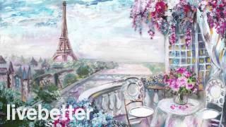 Cafe París: Música Francesa Instrumental Romántica