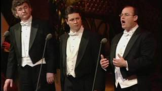 The Irish Tenors- Spanish Lady (LIVE)