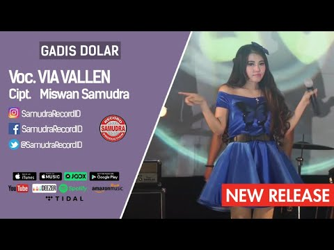 Via Vallen - Gadis Dolar (Official Music Video)