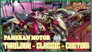 Kontes Modifikasi Motor Classic Free Video Search Site Findclip