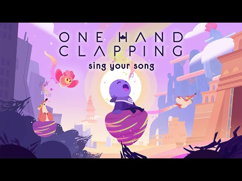 Steam Early Access Trailer - Singing Game de One Hand Clapping