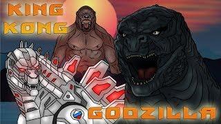 King Kong vs. Godzilla (2018) -  Full version