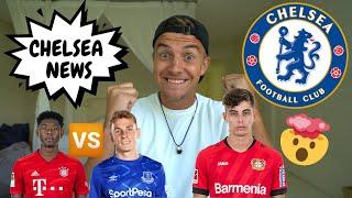 Chelsea FC News | Kai Havertz Transfer PROGRESS + NEW LEFT BACK TARGET