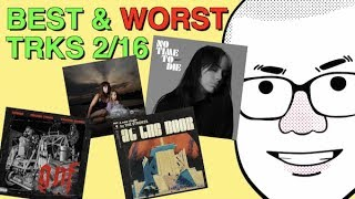 Weekly Track Roundup: 2/16 (Billie Eilish, The Strokes, DaBaby, Grimes)