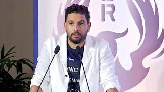 Yuvraj Singh draws curatin on coveted international career