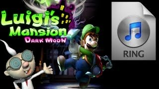 Luigi's Mansion: Dark Moon Ringtone High-Quality [Professor E. Gadd Calling]