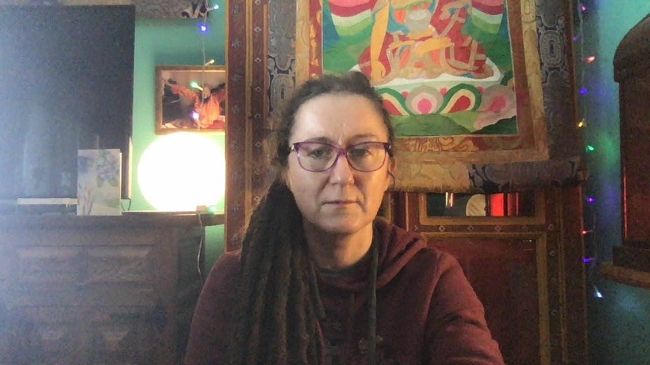 Lama Gangchen Tantric Self-Healing 2- Commentary by Lama Caroline - part 47 (EN)