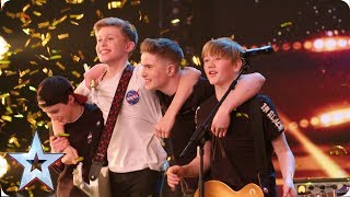 Chapter 13 get FINAL GOLDEN BUZZER of 2019! | Auditions | BGT 2019