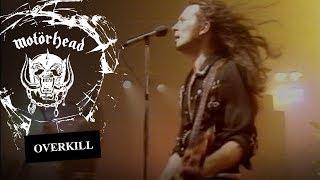 Motörhead – Overkill (Official Video)