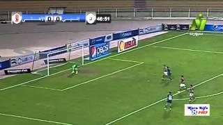 ملخص مباراة الاهلي وانبي 0-1 - [ 2015 ]