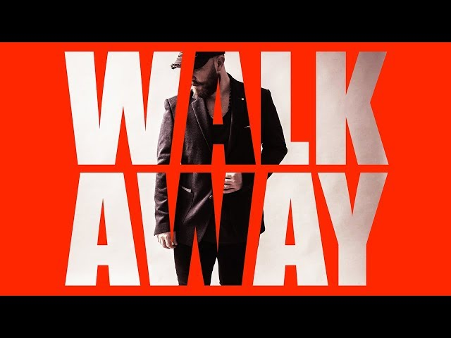 Walk Away (Lyric) - Ryan Sheridan