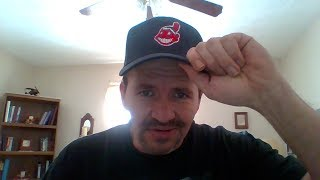 Long Live Chief Wahoo!!!!!!  Light Up Offical Indians 80's Cap!