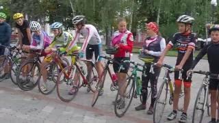 10-я Спартакиада г.Чернигова по велоспорту, 14.08.2016