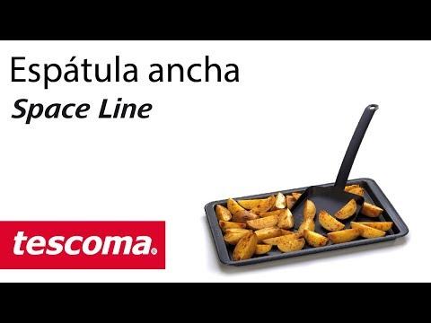 Recoge y sirve las patatas a tus invitados con la espátula ancha SPACE LINE