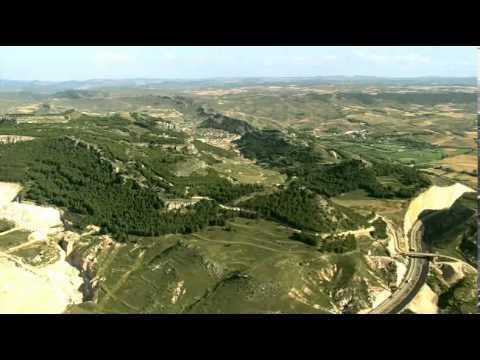 Aragon, el viaje fascinante. Calatayud. Aguas termales. Alhama de Aragón. Hoces del Mesa. Jaraba.