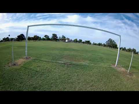 Mobula7 HD Whoop - FPV Local Park Partly Cloudy/Strong Breeze