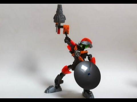 Vidéo LEGO Hero Factory 44004 : Bulk