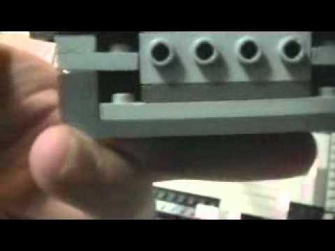 0 【作り方】レゴ+戦車