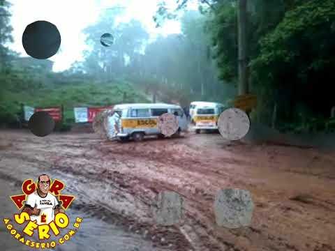 Sistema Produtor São Lourenço acaba com o sossego do transporte escolar de Juquitiba