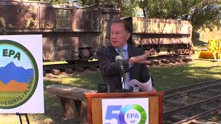 EPA's new Office of Mountains, Deserts and Plains