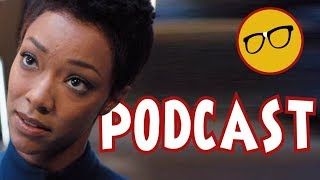 Star Trek Discovery Commiseration | Doctor Who Course Correction | Captain Marvel Fallout