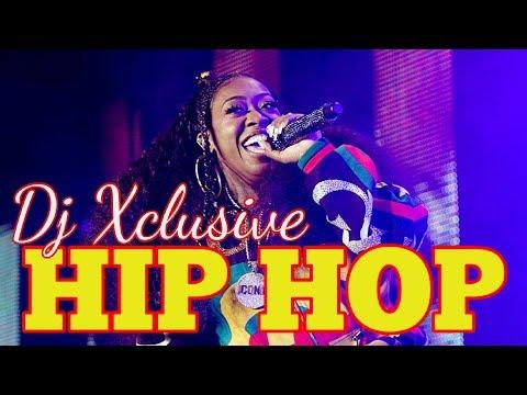 90S & 2000S HIP HOP PARTY MIX ~ MIXED BY DJ XCLUSIVE G2B ~ Missy Elliott Da Brat Lil Kim & More