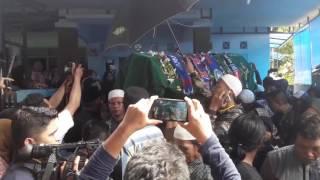 Detikdetik Almarhum Achmad Kurniawan Ingin Dimakamkan