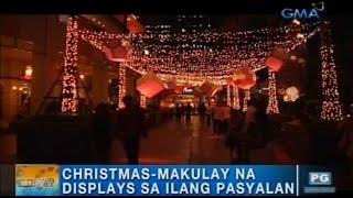 Mamangha sa liwanag ng Maynila ngayong Pasko!   Unang Hirit