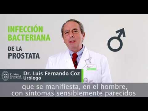 Síntomas y métodos de tratamiento de la próstata
