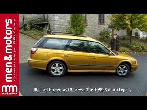richard hammond reviews the 1999 subaru legacy