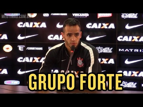 Renato Augusto comenta desfalque de Guerrero