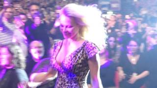Christophe Maé avec Pamela Anderson - Californie
