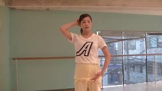 宝塚受験生のバレエ基礎〜正しい姿勢の位置〜のサムネイル画像
