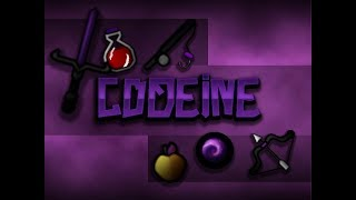 Minecraft: Codeine Purple 256x PvP Texture Pack | MC Resource 1.7/1.8/1.9