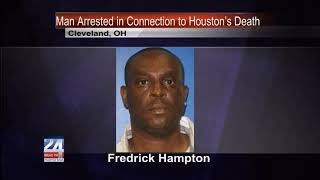 Man Arrested in Connection to Houston's Death