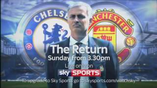"""The Return"" of José Mourinho - Sky Sports Promo 2016"