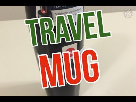 Neu: Emsa Travel Mug Test Review / wasserdicht / 360 Grad Trinkbecher / Isolierbecher Test