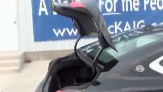 How To Open The Trunk in a 2014 Chevrolet Impala