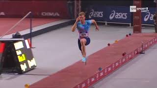 MEETING de PARIS Indoor 2018 : Le fantastique triathlon de Kevin Mayer