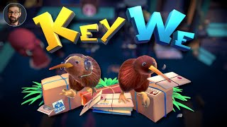 Youtube thumbnail for KeyWe Preview | Co-op minigames