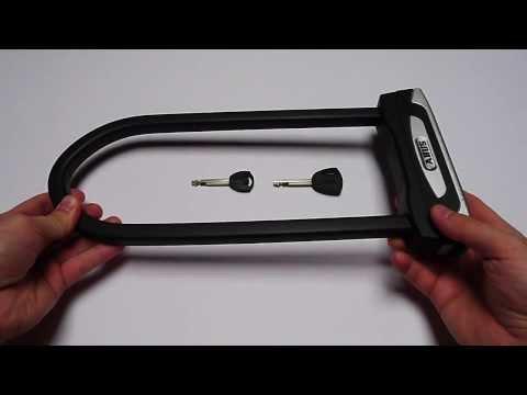 Abus Granit X Plus 54 30cm Bicycle U-lock