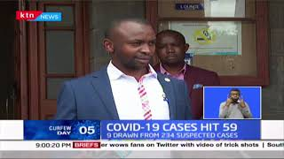 COVID-19 Cases Hit 59: Kenya has 9 more confirmed cases