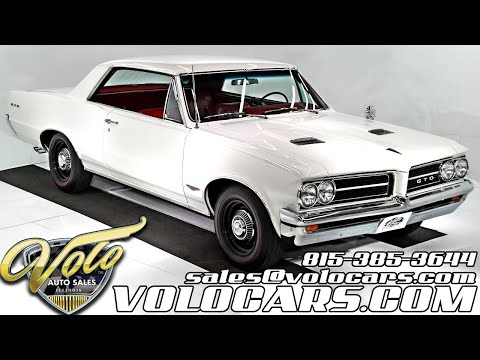 1964 Pontiac GTO (CC-1382089) for sale in Volo, Illinois