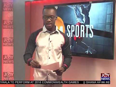 Ghana Premier League - AM Sports on JoyNews (6-4-18)